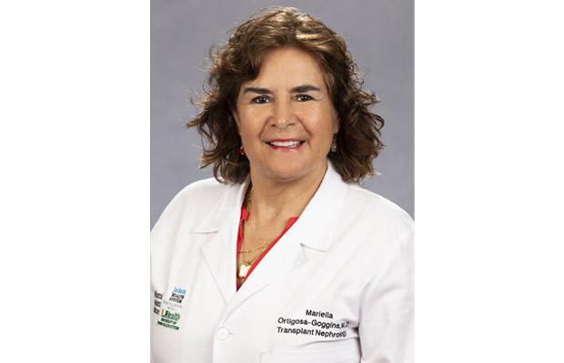 Headshot of Mariella Ortigosa-Goggins
