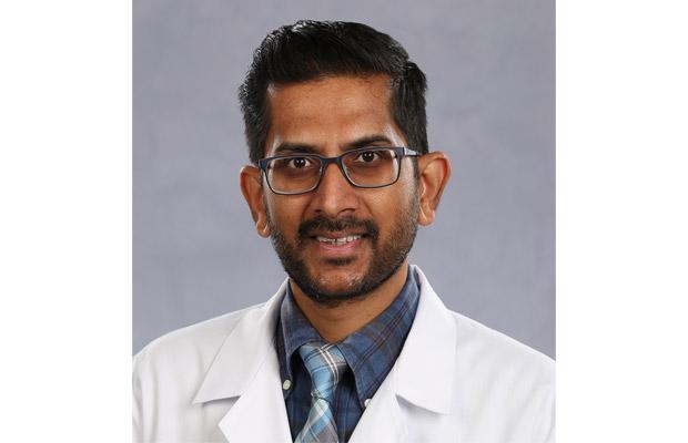Headshot of Dr. Neeraj Sinha