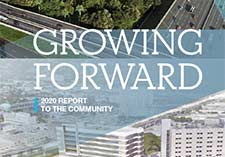 Growing Forward, 2020 report to the community