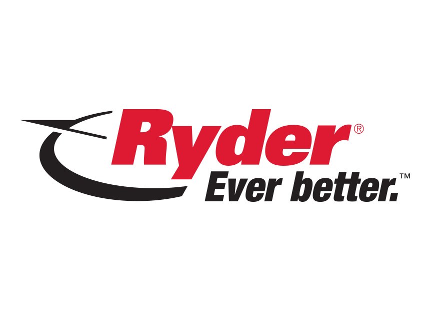 Ryder Ever better logo