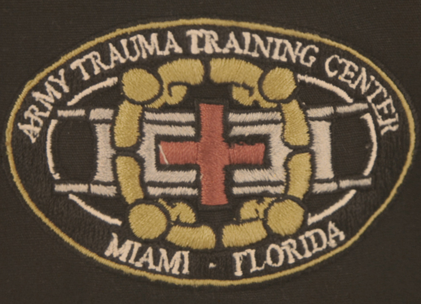Army Trauma Training Center logo
