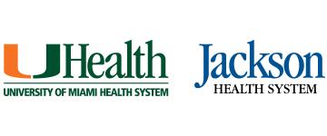 UHealth Jackson logos