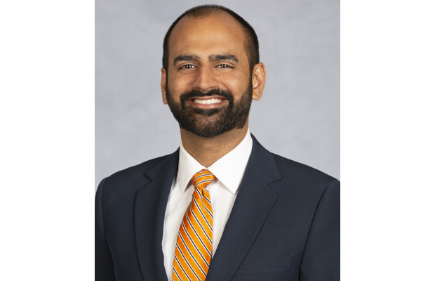 Headshot of Vijay Mehta, MD
