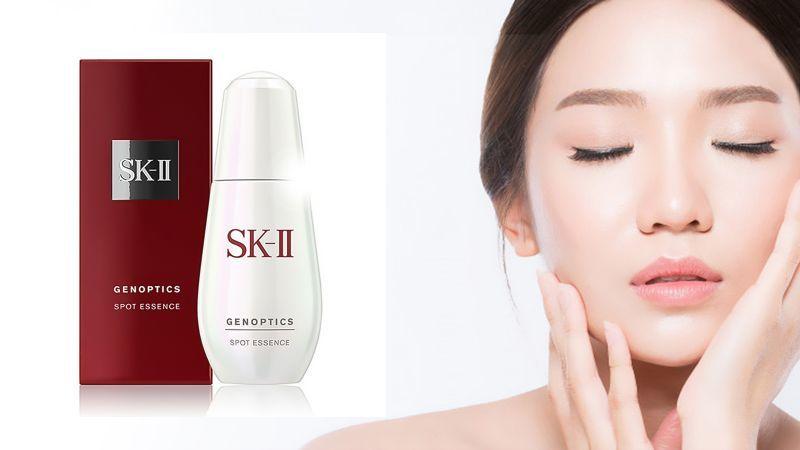 Serum trị thâm nám SK-II GenOptics Spot Essence 50ml
