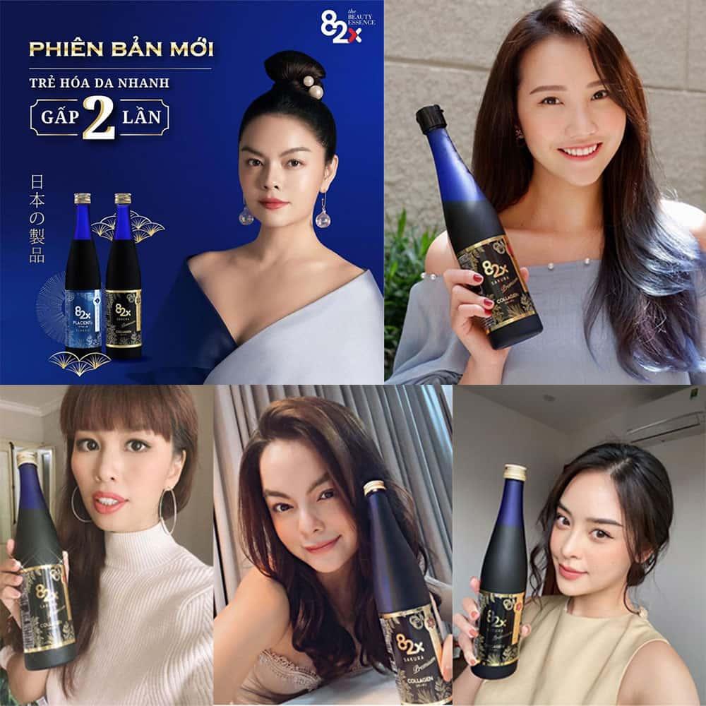 8eadf061 collagen nuoc 82x sakura premium collagen 120 000mg nhat ban 500ml kc - Nước uống đẹp da Collagen 82x Mashiro Sakura Premium 120.000mg 500ml - Mẫu 2020