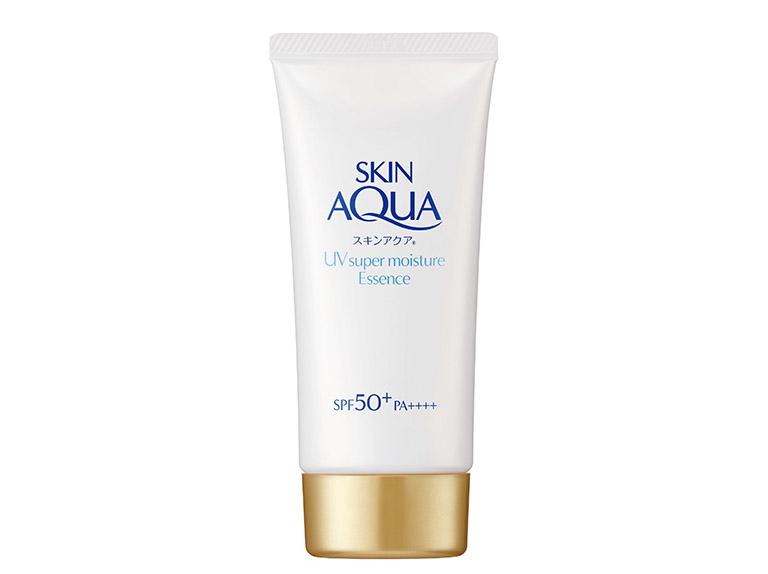 Kem chống nắng Skin Aqua UV Super Moisture Essence 80g