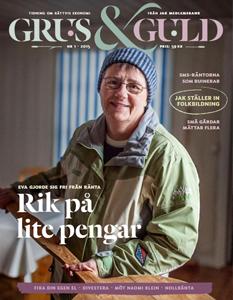 Grus & Guld nr 1 2015 omslag
