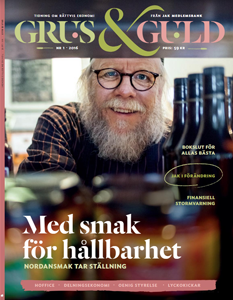 Grus & Guld nr 1 2016 omslag