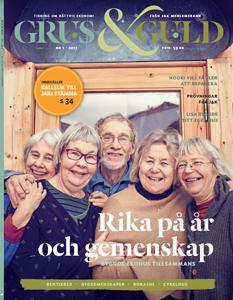 Grus & Guld nr 1 2017 omslag