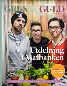 Grus & Guld nr 1 2018 omslag