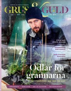 Grus & Guld 2 2015 omslag