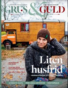 Grus & Guld nr 4 2015 omslag