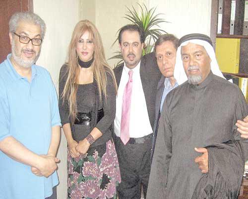 المسلم البيت المسكون أول كوميديا ورعب عربي