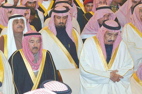 جريدة الجريدة الكويتية الكويت تشارك السعودية عزاءها في وفاة خادم الحرمين وتعلن الحداد الرسمي 3 أيام على الراحل الكبير
