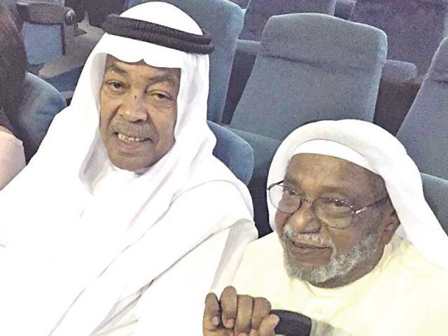 وفاة الفنان الكويتي حمد 10