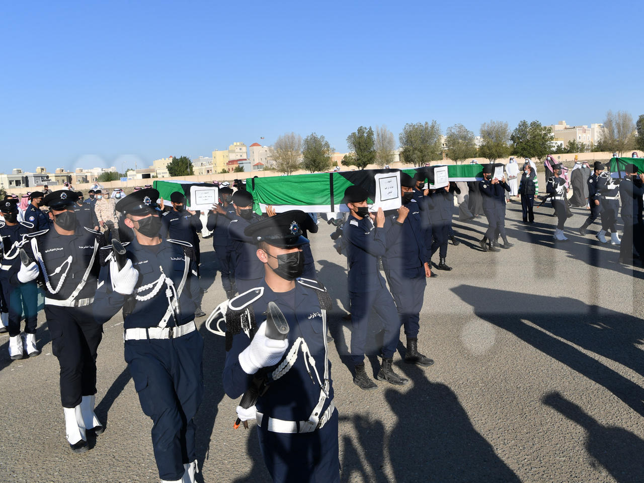 |  Kuwait's wealth eclipses the relics of 9 new martyrs