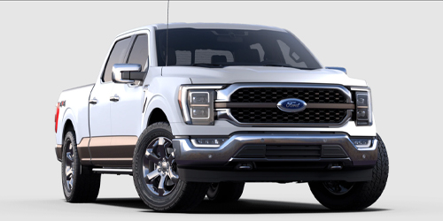 Ford F-150 King Ranch Chrome Appearance Package