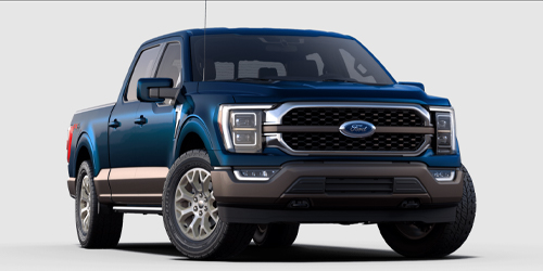 Ford F-150 King Ranch FX4 Off Road