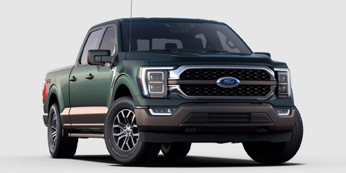Ford F-150 King Ranch Max Trailer Tow Package