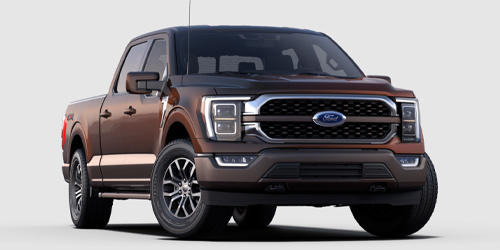 Ford F-150 King Ranch Power Equipment Group