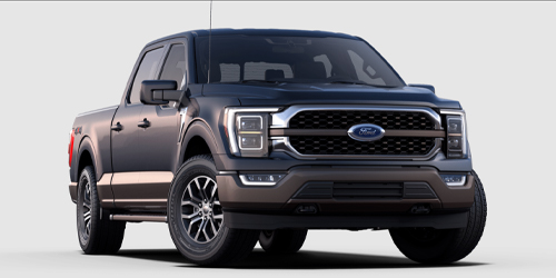 Ford F-150 King Ranch Trailer Tow
