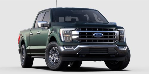 Ford F-150 Lariat Chrome Appearance Package