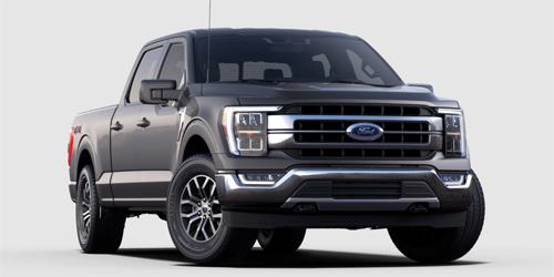 Ford F-150 Lariat Max Trailer Tow Package