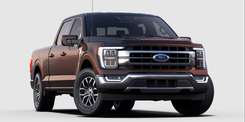 Ford F-150 Lariat Power Equipment Group