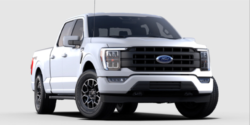 Ford F-150 Lariat Sport Appearance package
