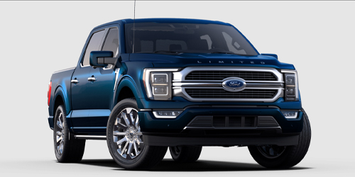 Ford F-150 Limited 360 Degree Camera