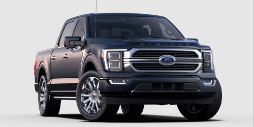 Ford F-150 Limited CoPilot360 Active 2.0 Prep Package