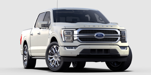 Ford F-150 Limited Trailer Tow