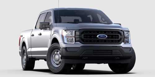 Ford F-150 XL 360 degree camera package