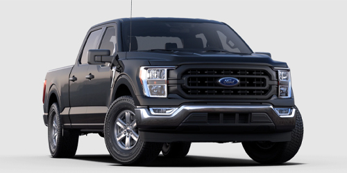 Ford F-150 XL Chrome Appearance Package