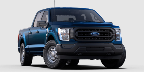Ford F-150 XL Trailer Tow Package