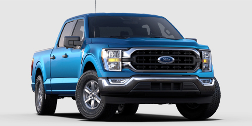 Ford F-150 XLT 360-Degree Camera Package
