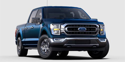 Ford F-150 XLT Chrome Appearance Package