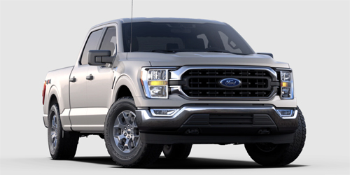 Ford F-150 XLT Heavy Duty Payload Package
