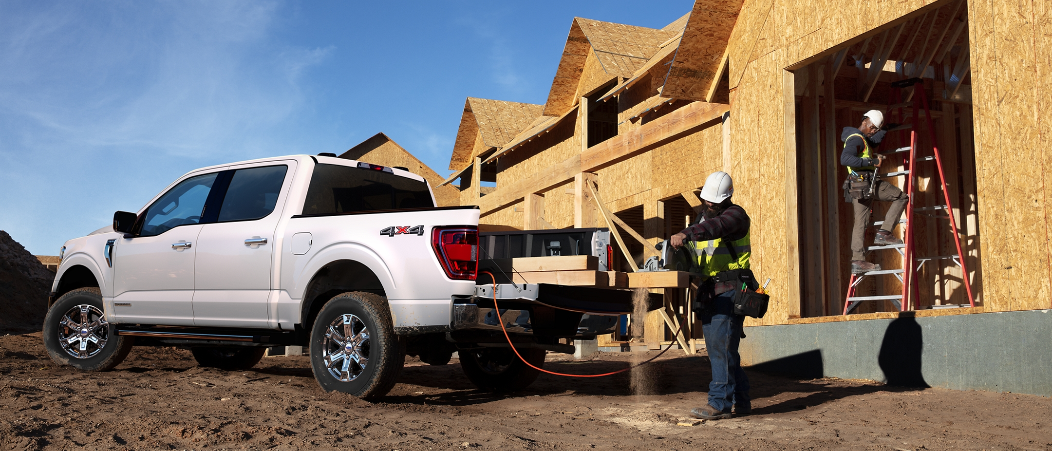 2021 Ford F-150 Work Truck