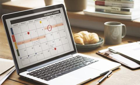 Calendar Schedule Online