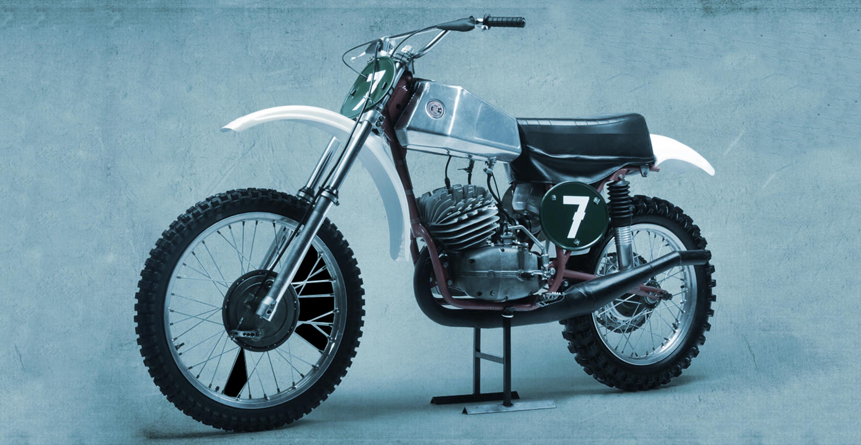 Jawa Cz Yezdi Racing Motorcycle