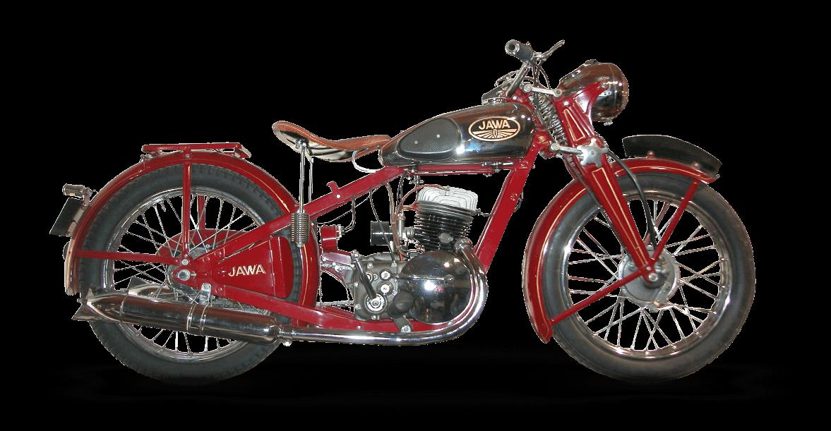 Jawa 250 Duplex 1940