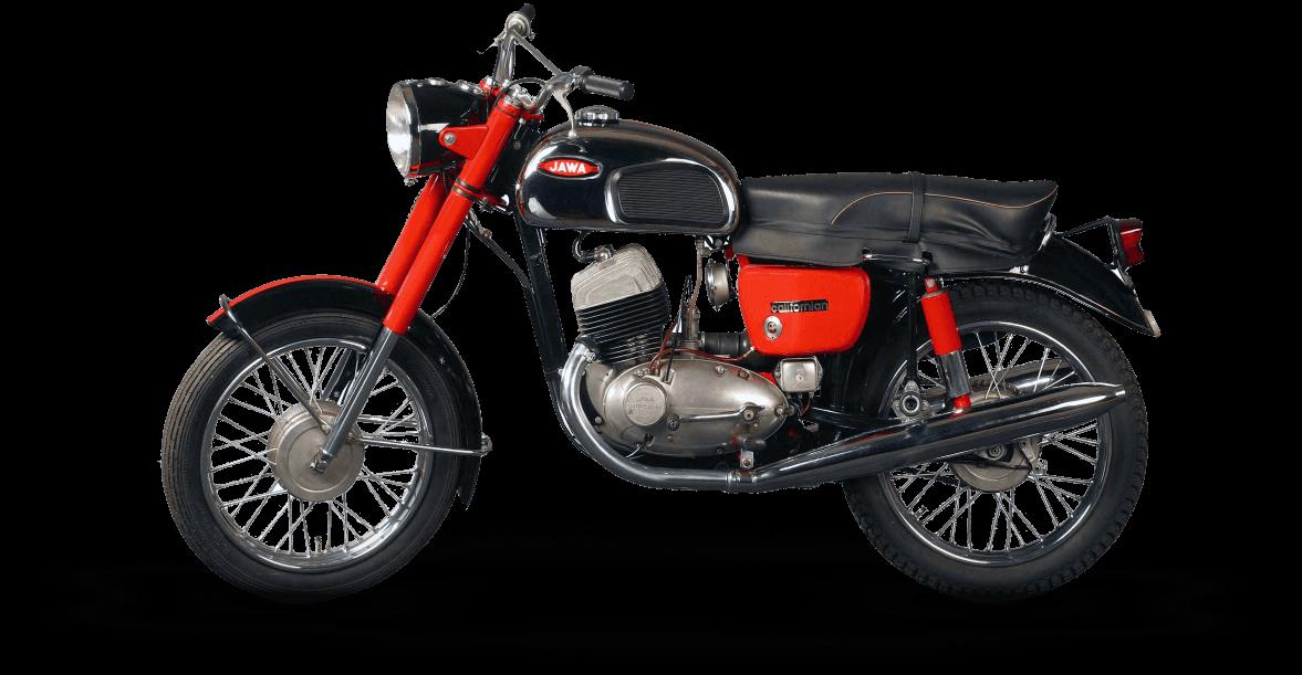 Jawa 350 Californian 1967