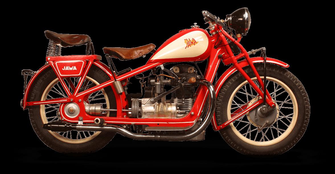 Jawa 500 Motorcycle 1929