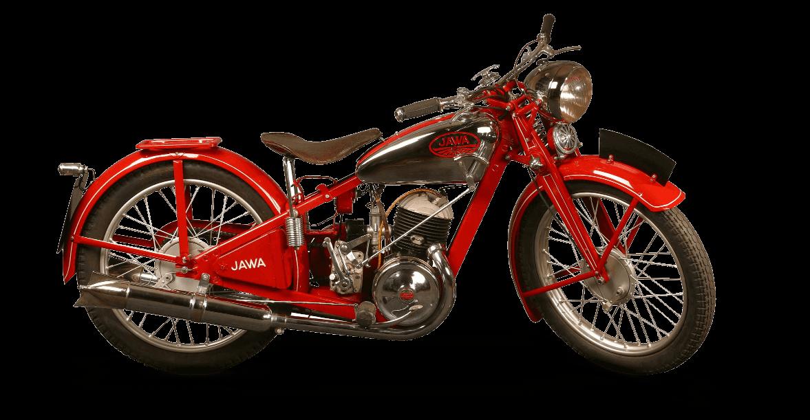 Jawa 250 Special 1934 Model