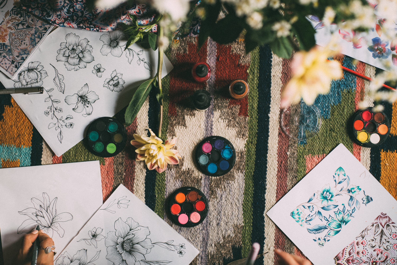 Dipingere Sassi Per Natale corsi - le artigiane