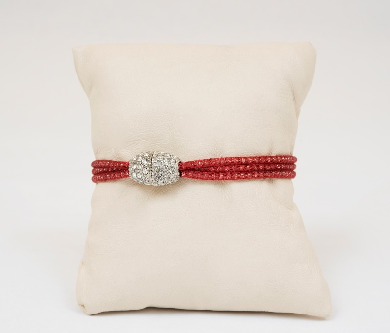 bracciale calza diamantata