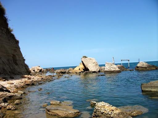 Matrimonio Spiaggia Ortona : Riserva naturale regionale punta dell acquabella ortona