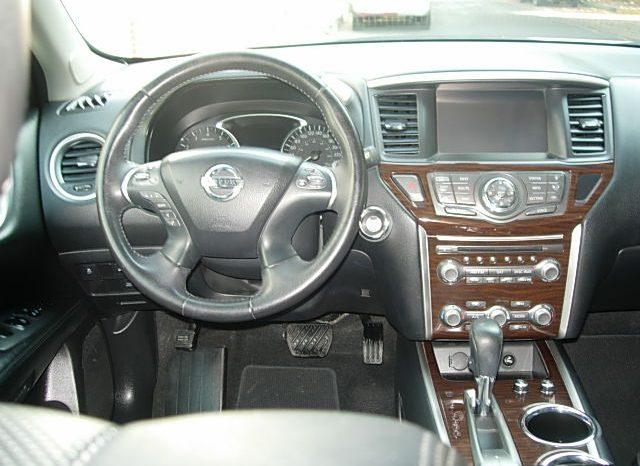 Nissan Pathfinder, 2014 lleno