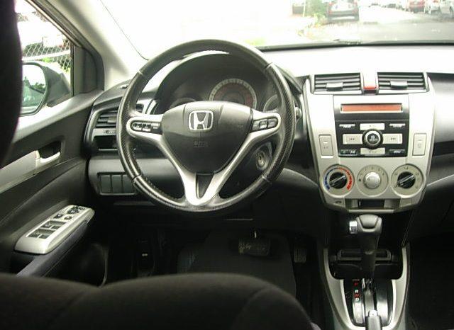 HONDA CITY 2010 EX AUTOMATICO, ELECTRICO lleno